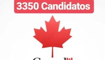 Acompanhe o Draw de 20 de março da imigração federal para o Canadá