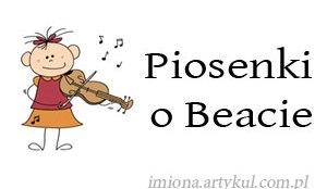 Piosenki o Beacie