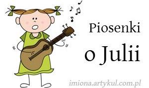 Piosenki o Julii