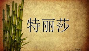 Teresa po chińsku