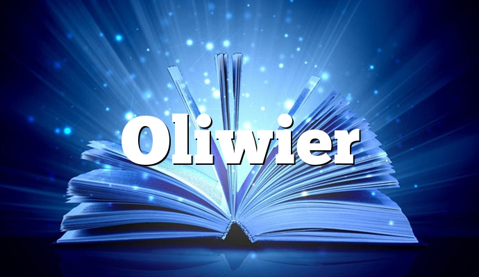 Oliwier