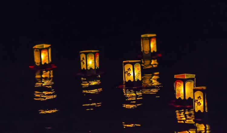 Floating Lanterns Hawaii