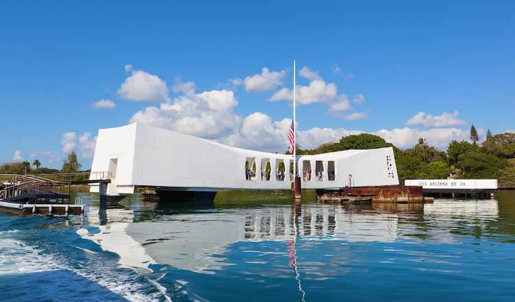 USS Arizona Memorial Tours