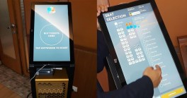Bicol Central Station to add new touch kiosk booking system