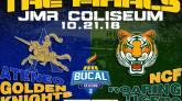 #BUCAL2018Season2LIVE: Ateneo de Naga University vs Naga College Foundation (Seniors) | Finals | Game 3