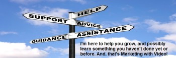 marketing help and expertise