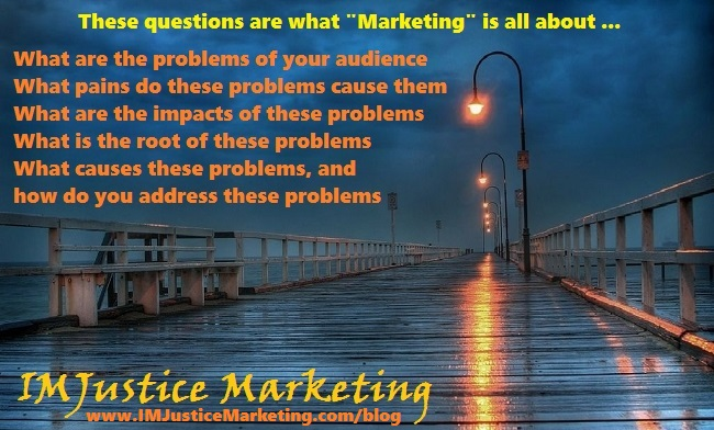 imjustice marketing tips strategies and ideas
