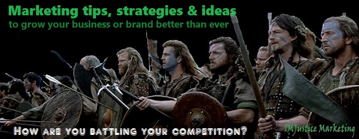 marketing tips strategies and ideas to battle your competition
