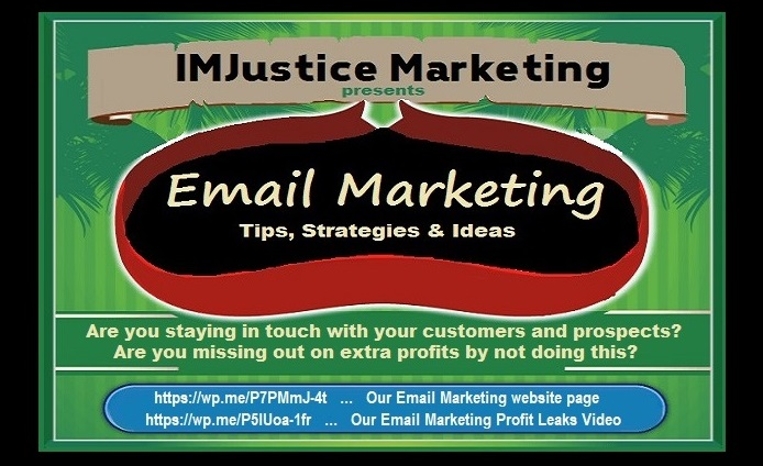 growing your business or brand through email marketing