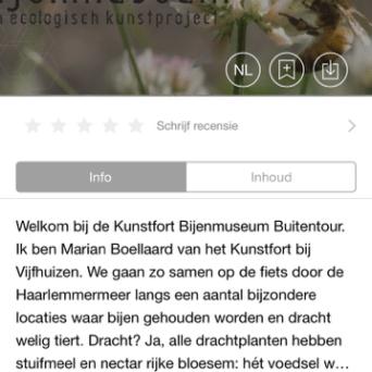 Kunstfort Bijenmuseum Buitentour