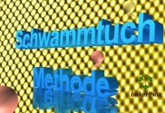 Schwammtuchmethode