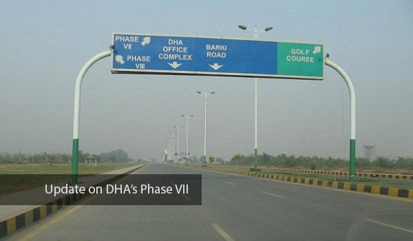 Possession announced for DHA Phase 7 Remaining blocks
