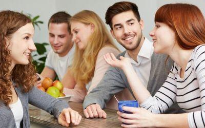 Talleres de inglés para mejorar la conversación. Exámenes de Cambridge