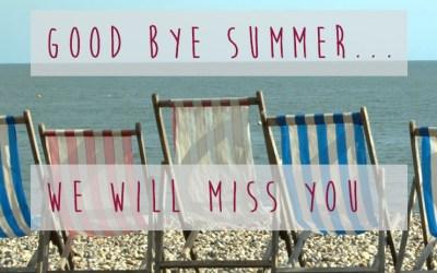 5 canciones en inglés sobre Septiembre y el final del verano