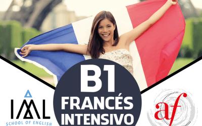 Cursos intensivos de Francés B1 en Granada