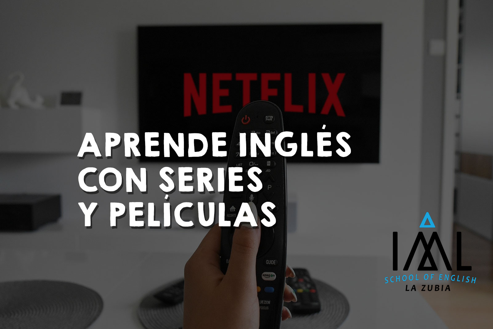 series y pelis en ingles