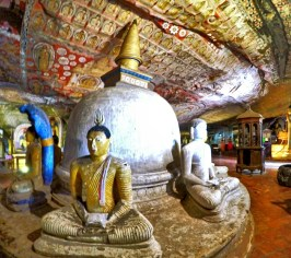 Dambulla - Tempio delle Grotte