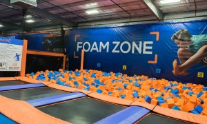Sky Zone Youth Outing 2