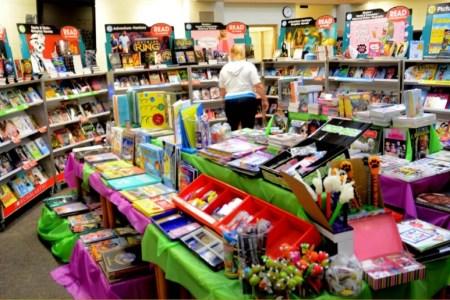 Buy One Get One Book Fair At MLS 5