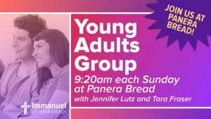 young adults bible study group immanuel lutheran church joplin missouri