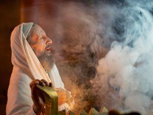 zechariah afraid temple incense angel advent devotion immanuel lutheran church joplin missouri