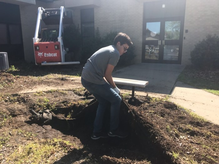 Memorial Garden Youth Project 14
