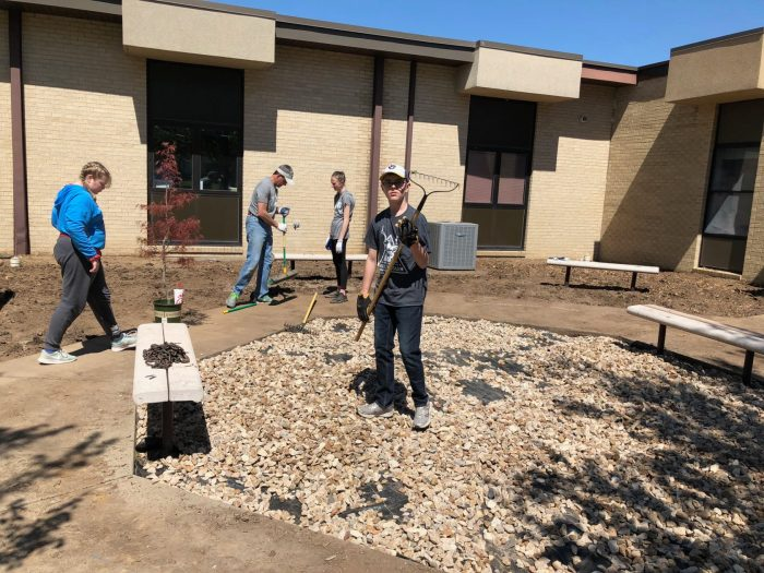 Memorial Garden Youth Project 18