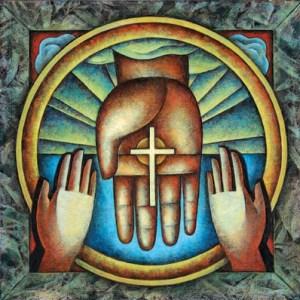 Lord's Prayer Art