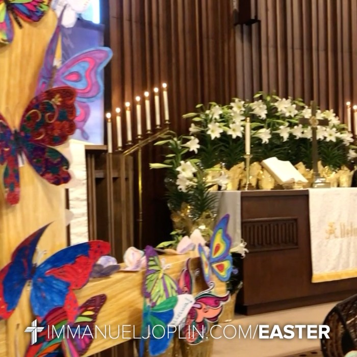 Easter at Immanuel 3