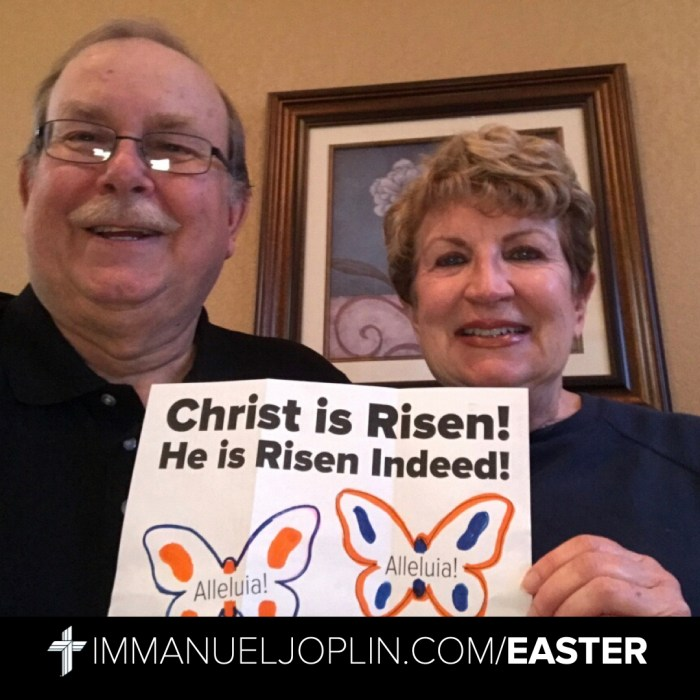 Easter at Immanuel 30