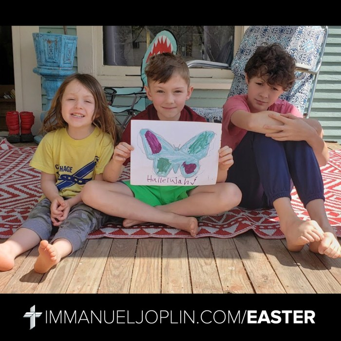 Easter at Immanuel 34