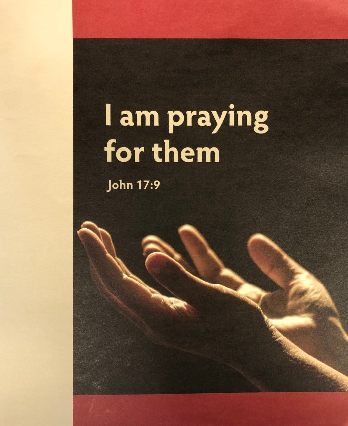 entrusted to a faithful creator. sermon for the seventh sunday of easter. Rev. Gregory Mech. Immanuel Lutheran Church LCMS. Joplin, Missouri. I am praying for them.