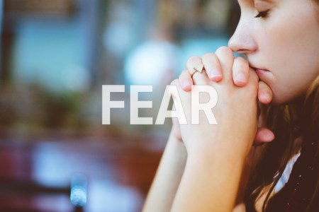 Fear. God With Us December 15 Advent Devotion. Immanuel Lutheran Church LCMS. Joplin Missouri.