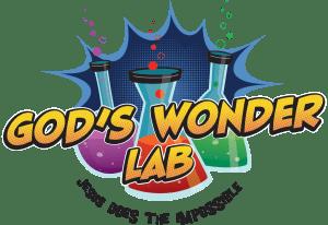 VBS 2021 Wonder Lab Logo
