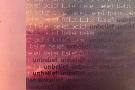I believe; help my unbelief. Immanuel Lutheran Church LCMS. Joplin Missouri.