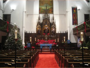 Christmas Morning @ Immanuel Lutheran Church | New York | New York | United States