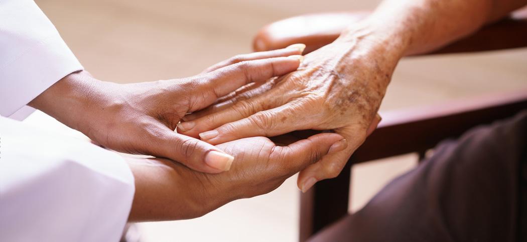 Hospice homecare
