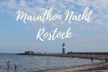 Marathon Nacht Rostock