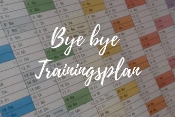 Laufen ohne Trainingsplan