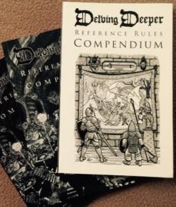 V3 Compendium alongside the V4 Compendium