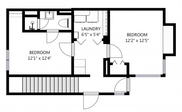 2D Schematic Floorplans