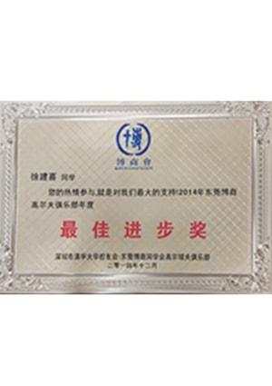 Certificate 19
