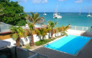 ouali beach, saint martin, imm'horizon finances