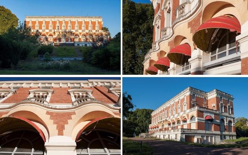 hotel royal, monument historique, maisons laffitte, imm'horizon finances