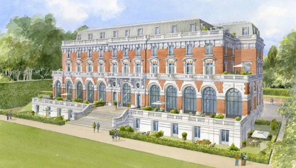 Hotel Royal, Maisons Laffitte, Monument Historique, Monuments Historiques, défiscalisation