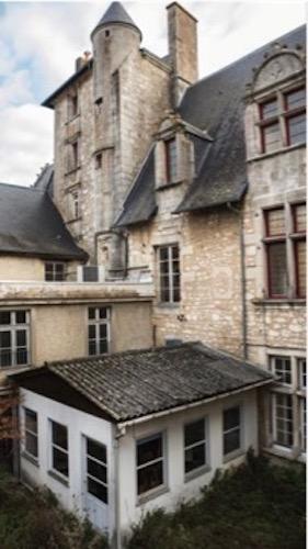 Hôtel d'Estissac, poitiers, malraux, imm'horizon finances
