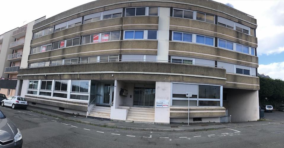 Investissement, bureaux, local professionel, Kerentrech, Lorient, immobilier, Imm'Horizon Finances