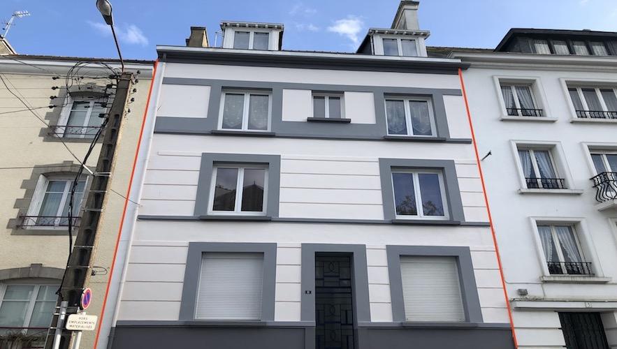 centre, Immeuble, redement, rapport, immobilier, investissement, patrimoine, Lorient, Merville, Imm'Horizon Finances