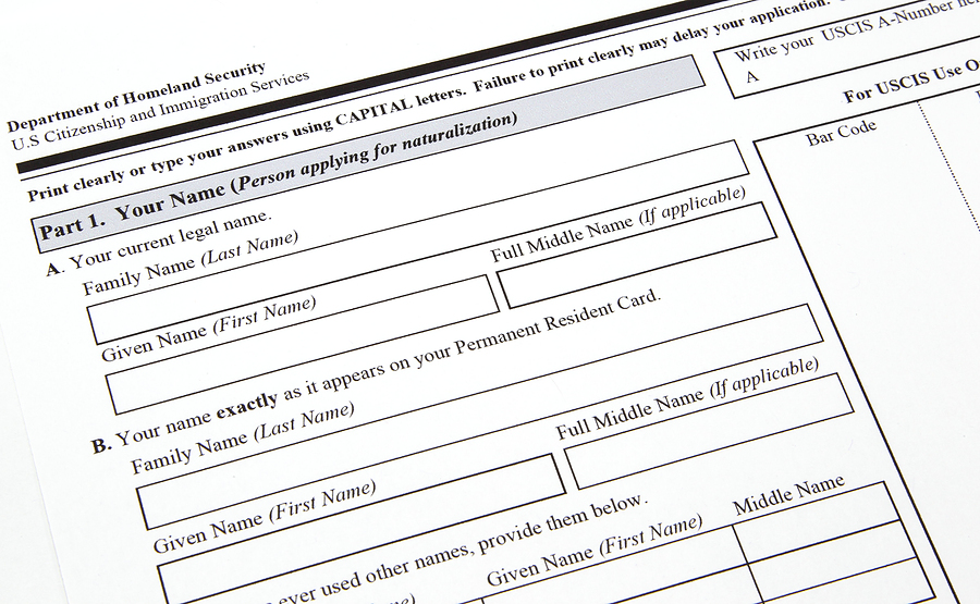 Image Result For Citizenship Application Form Photo