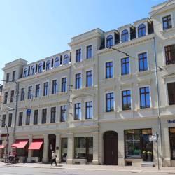 Bâtiment à Leipzig Gohlis